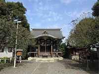 境内社新町天神社