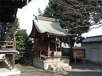 境内社新町水神社