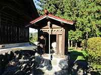 木下八幡神社社殿
