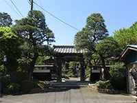 常福寺三門