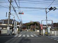 拝島大日堂参道