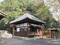 拝島薬師堂