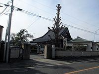 田中寺入口