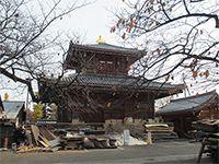 本覚院経蔵堂