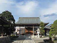 龍田寺本堂