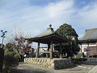 龍田寺鐘楼