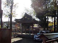 真覚寺鐘楼