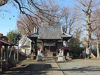 郷地稲荷神社