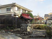 拝島神明神社境内社