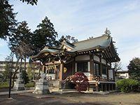 上川原日枝神社