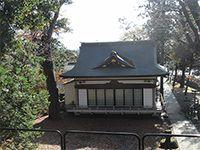 宮沢諏訪神社神楽殿