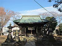 中神熊野神社