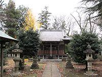 西砂神明社