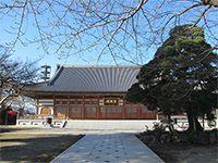 普濟寺本堂