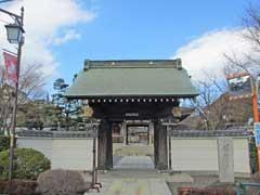 圓福寺総門