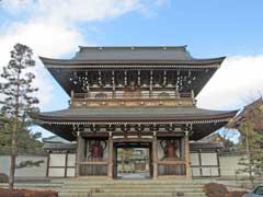 圓福寺三門