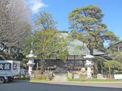 福正寺本堂