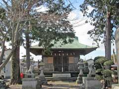 御嶽神社(石畑)