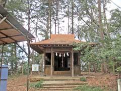 浅間神社(箱根ヶ崎)