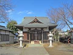 神明神社(石畑)