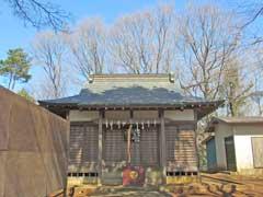 須賀神社(殿ヶ谷)