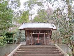 八雲神社(箱根ヶ崎)
