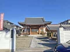 妙経寺山門
