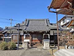 妙経寺最上稲荷堂