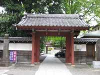 祥雲寺山門
