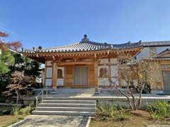 法成寺本堂