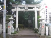 長崎八幡神社鳥居