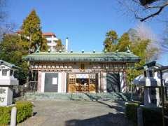 池袋氷川神社