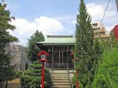 粟島神社拝殿