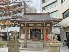 大國神社拝殿
