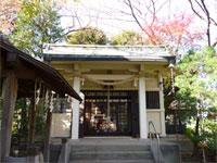 妙義神社拝殿
