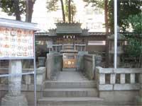 熊野神社、菅原神社、厳島神社