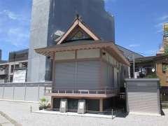 高田氷川神社神楽殿