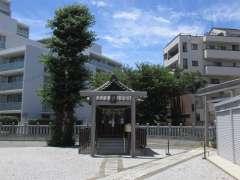 高田氷川神社高田姫稲荷神社