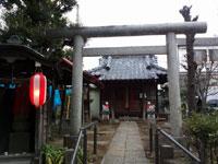 高松稲荷神社鳥居