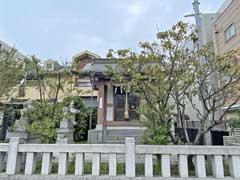 羽黒神社社殿