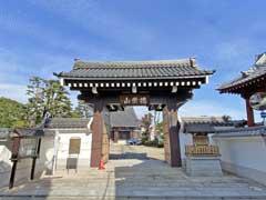 本妙寺山門