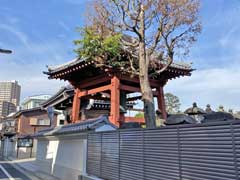 本妙寺鐘楼