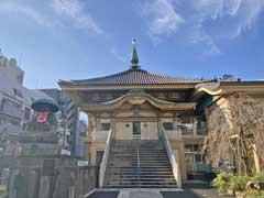真性寺本堂
