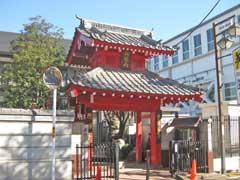 総禅寺山門