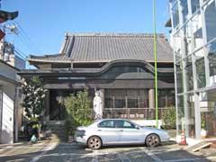 総禅寺本堂