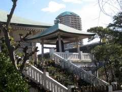 南蔵院鐘楼