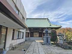 妙行寺本堂