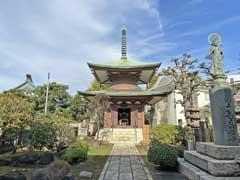 妙行寺供養塔
