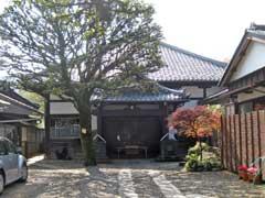 清巖寺本堂