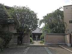 本納寺山門
